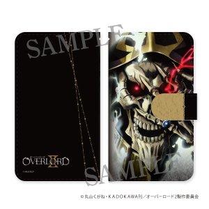 画像1: オーバーロードII 手帳型スマホケースA