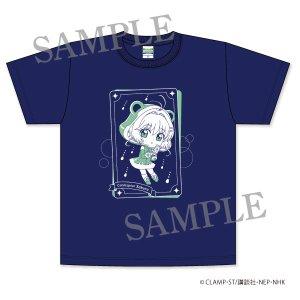画像1: カードキャプターさくら クリアカード編 Tシャツ さくら2
